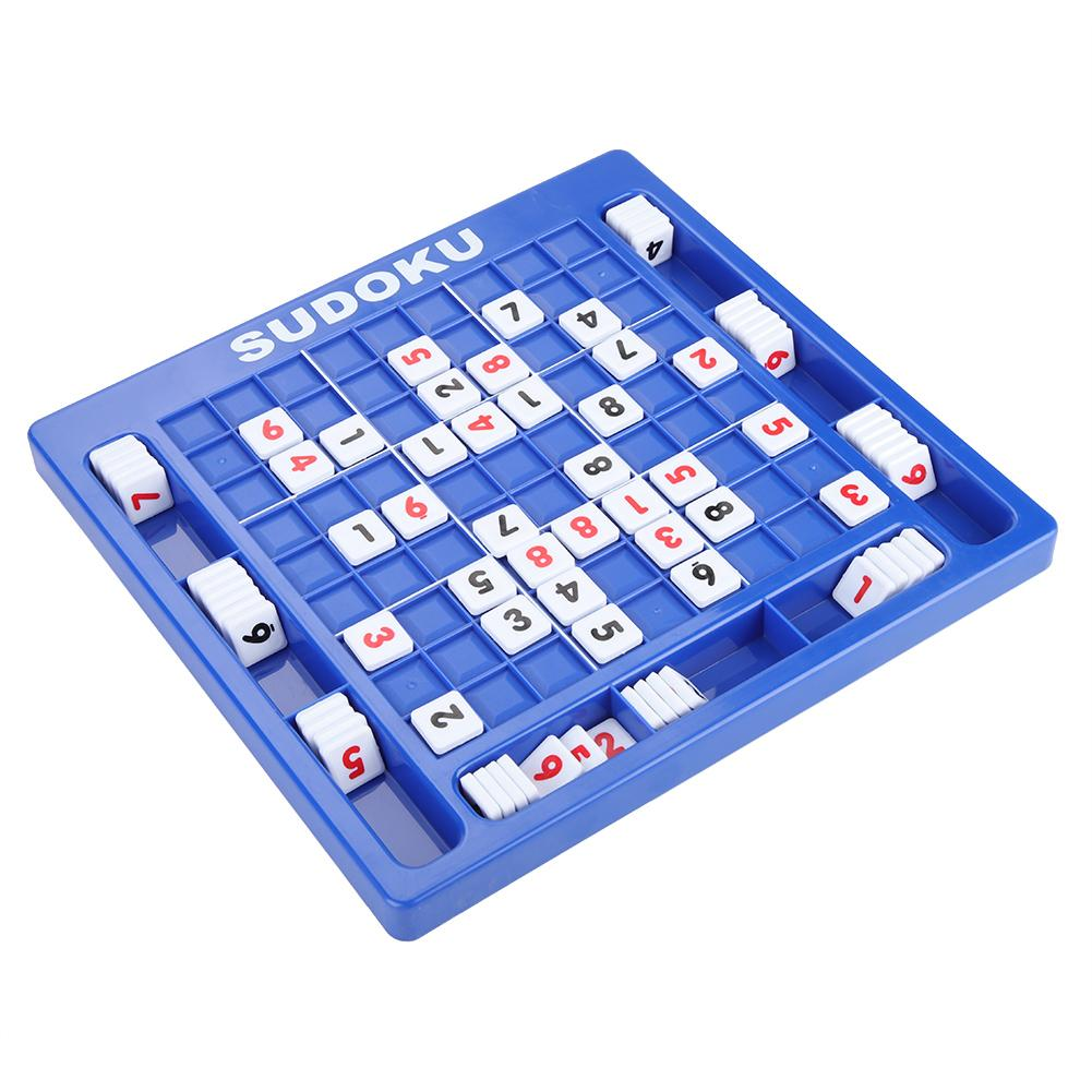 Mgaxyff Sudoku Number Cubes Table Game Children ...