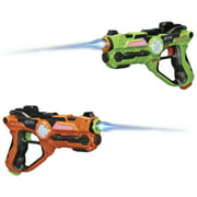 GPX Laser Tag Blasters, 2 Pack
