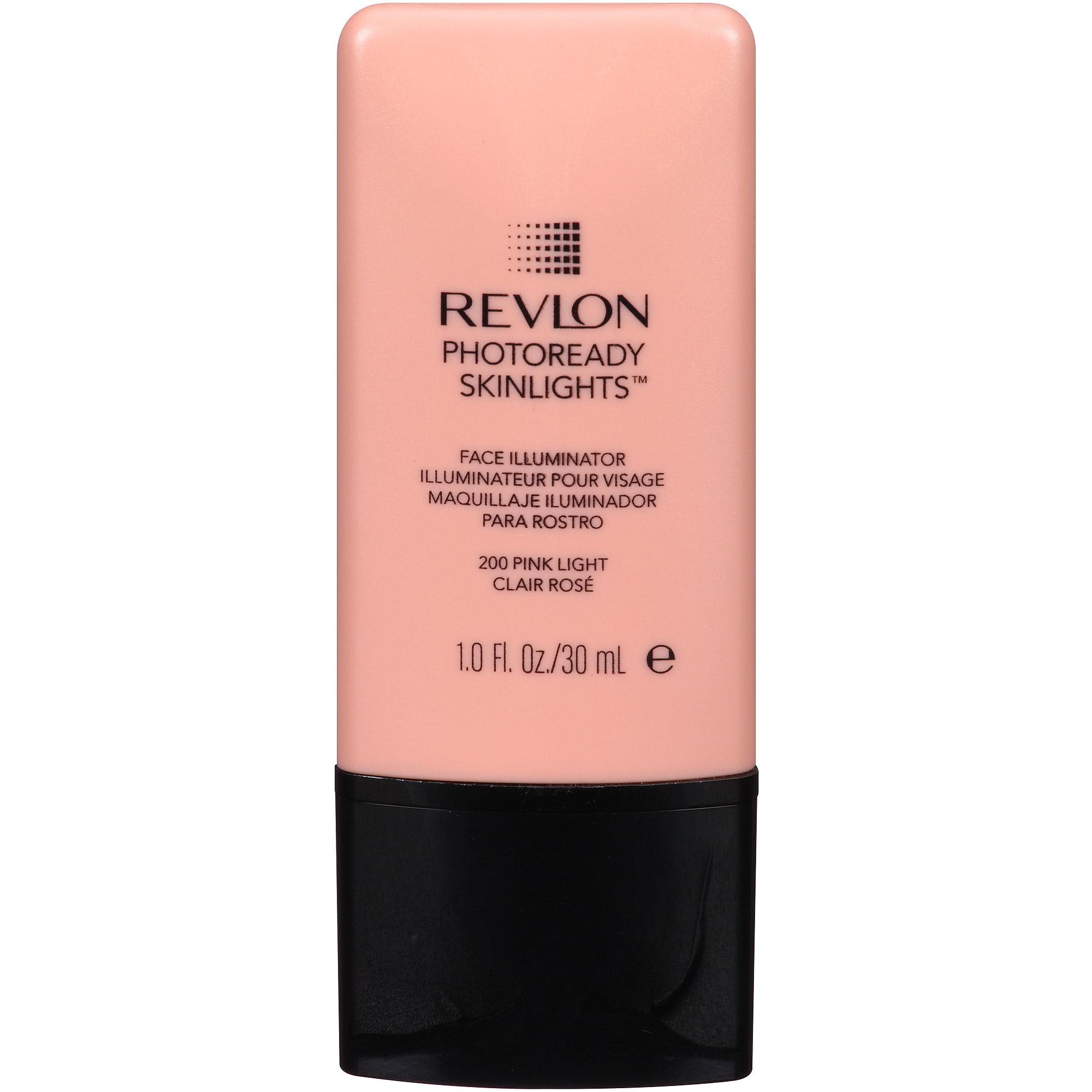 Revlon PhotoReady Skinlights Face Illuminator, 200 Pink Light, 1 ...
