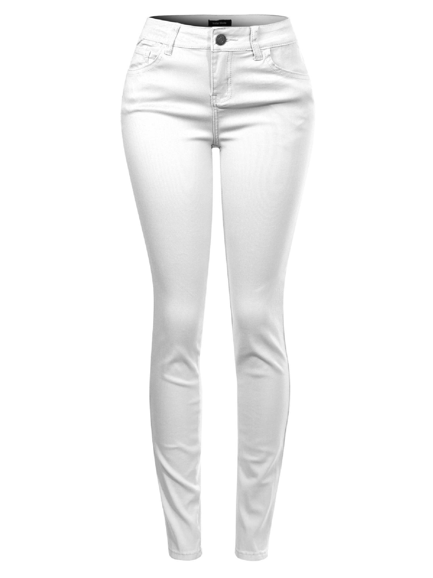 Made by Olivia Women's Butt Lift Super Comfy Stretch Denim Skinny Yoga Jeans Lightblue 11