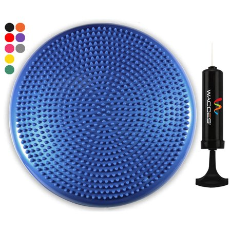 Wacces Inflatable Stability Balance Disc with Smart Pump -