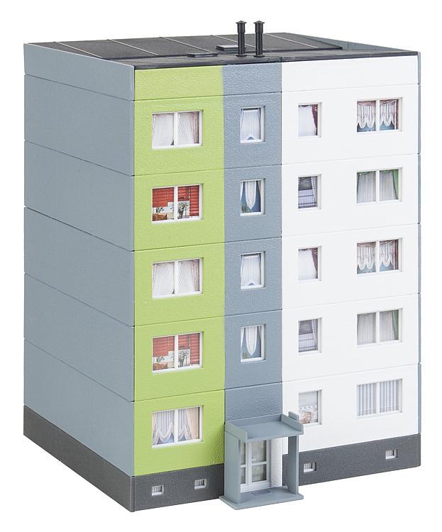 Faller 282942 Dcrtv Sheet Ntrl Stone 2//Z Scale Building Kit
