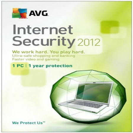 Avg 2012 Internet Security 1 User  Old Version