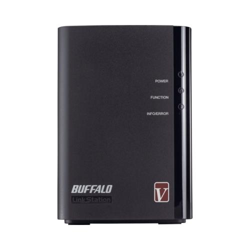 Buffalo LinkStation Pro Duo LS-WV6.0TL/R1 Network Storage Server 2KW7856