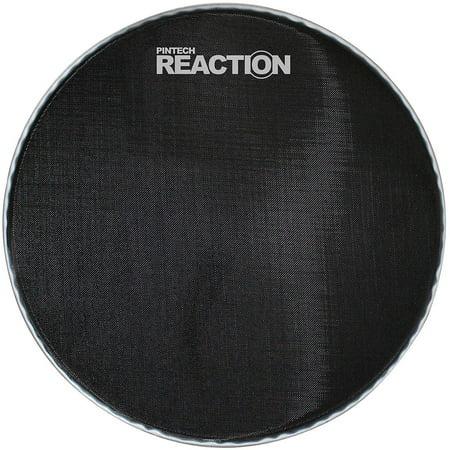 Pintech Electronic - Pintech Reaction Series Mesh Bass Drum Head 22 in. Black