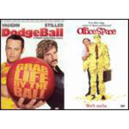 Dodgeball / Office Space (Widescreen)