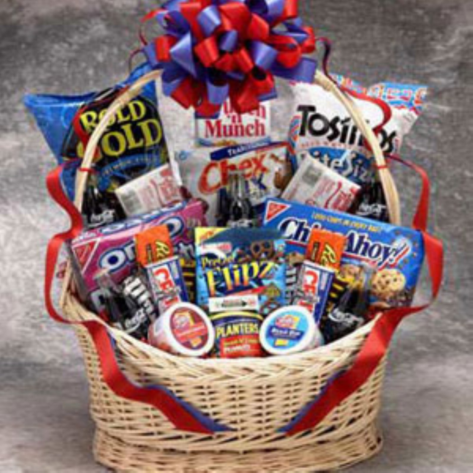 Coke Snack Gift Basket