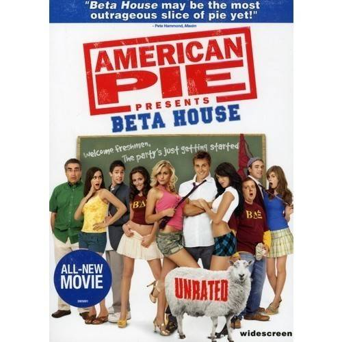 AMERICAN PIE PRESENTS-BETA HOUSE (DVD) (WS/UR)