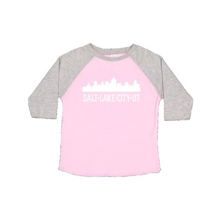 Salt Lake City Utah Skyline UT Cities Toddler
