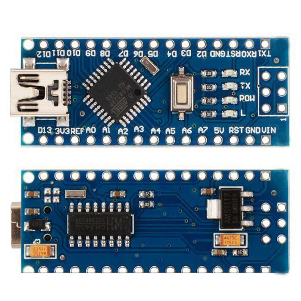 Other household appliances Useful Device 5V ~ 12V DC for Arduino Nano V3.0 with ATMEGA328P-AU MCU Module Mini Module Board C1 Bluetooth 4.0