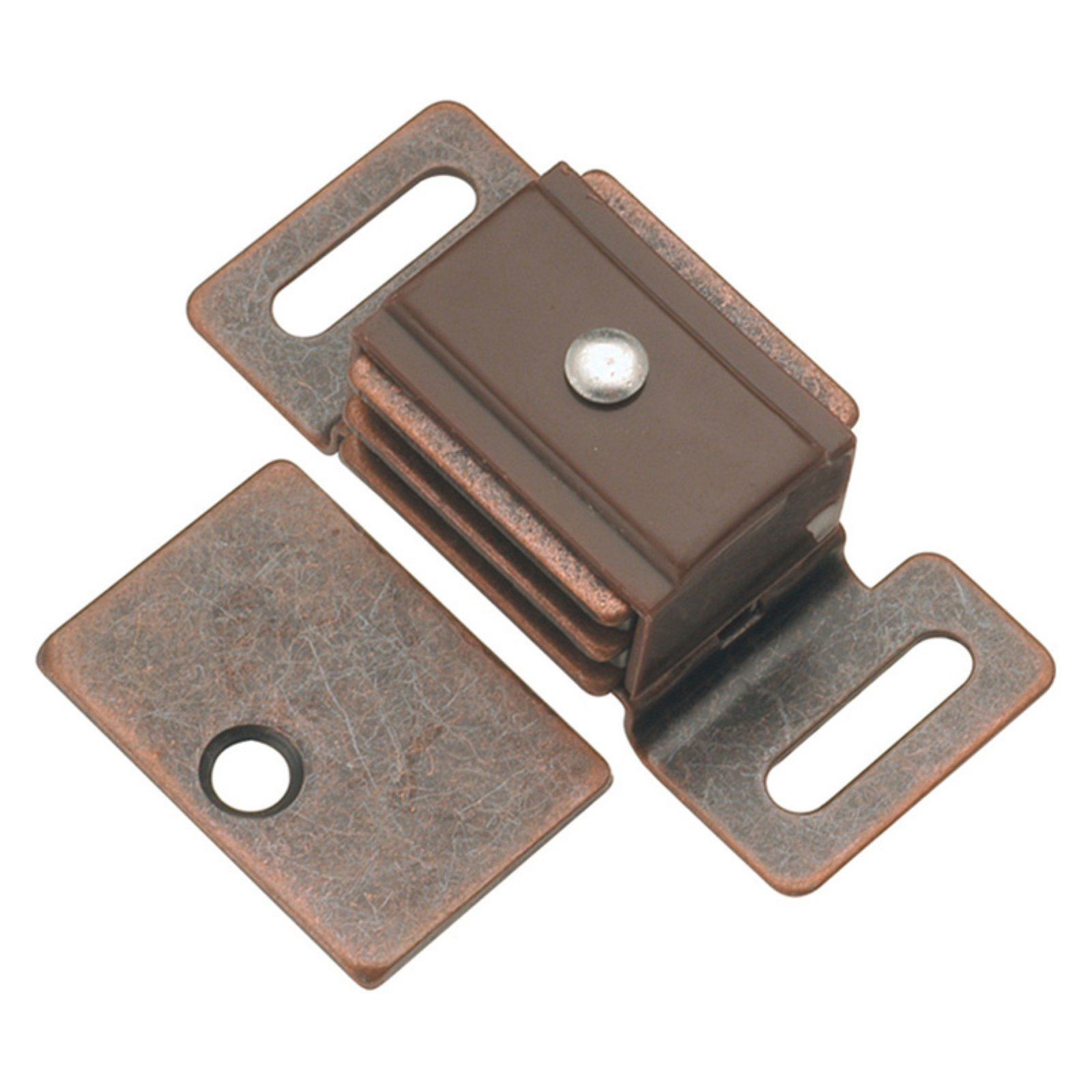 Hickory Hardware Double Magnetic Catch