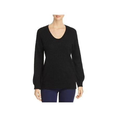 MICHAEL Michael Kors Womens Wool Long Sleeves Sweater