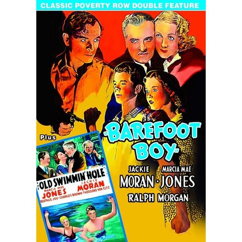 Classic Poverty Row Double Feature: Barefoot Boy (1939) / The Old Swimmin' Hole (1940)