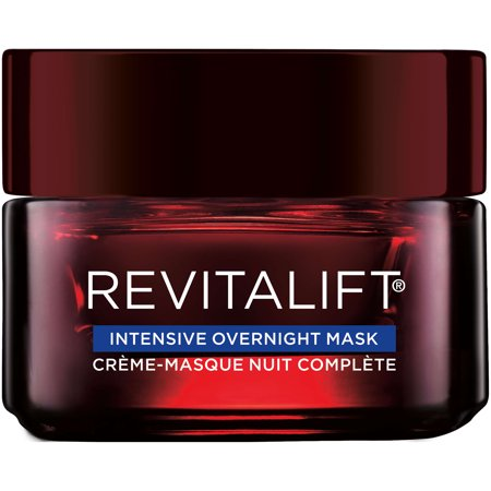 L'Oreal Paris Revitalift Triple Power Intensive Anti-Aging Overnight Face Mask, 1.7 -