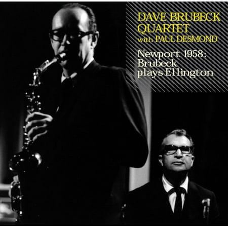 Dave Brubeck   Paul Desmond   Newport 1958  Brubeck Plays Ellington  Cd