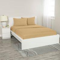 Super Soft 100% Cotton Jersey Sheet Set, Baltic Linen, Pink, Twin, Other Materials
