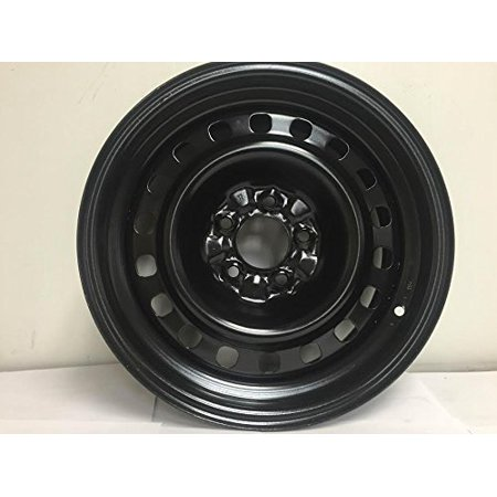 (New 16x7 Ford Crown Victoria (98-03) Explorer (98-05) Grand Marquis (98-03) Town Car (98-02) Ranger (03-11) Black Full Size Replacement Steel Wheel Rim)
