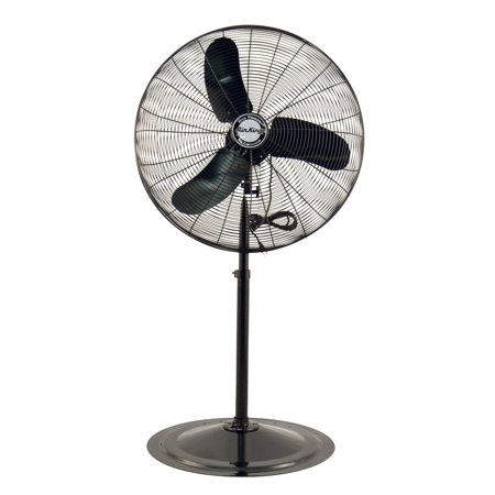 Air King 9171 24 Inch Pedestal Fan With 1 3 Hp Motor