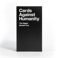 Cards Against Humanity The Bigger Blacker Box