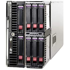 StorageWorks All-in-One Network Storage Server