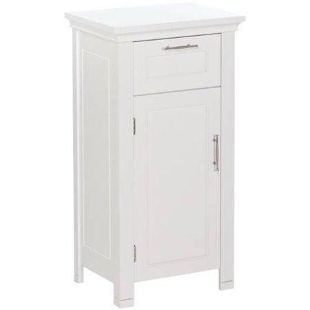 Riverridge Home Somerset Single Door Floor Cabinet