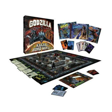 Godzilla Kaiju World Wars Board Game (100 Best Games In The World)