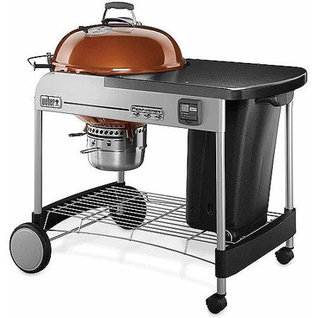 "Weber Performer Premium 22"" Charcoal Grill"