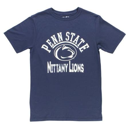 Old Varsity Penn State Nittany Lions Shirt Blue (Varsity Tees)