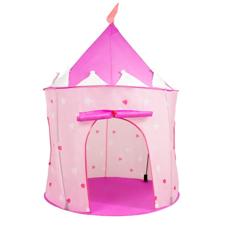 Kids Play Tent Princess Castle Pop Up S Playhouse Hut For Indoor Outdoor