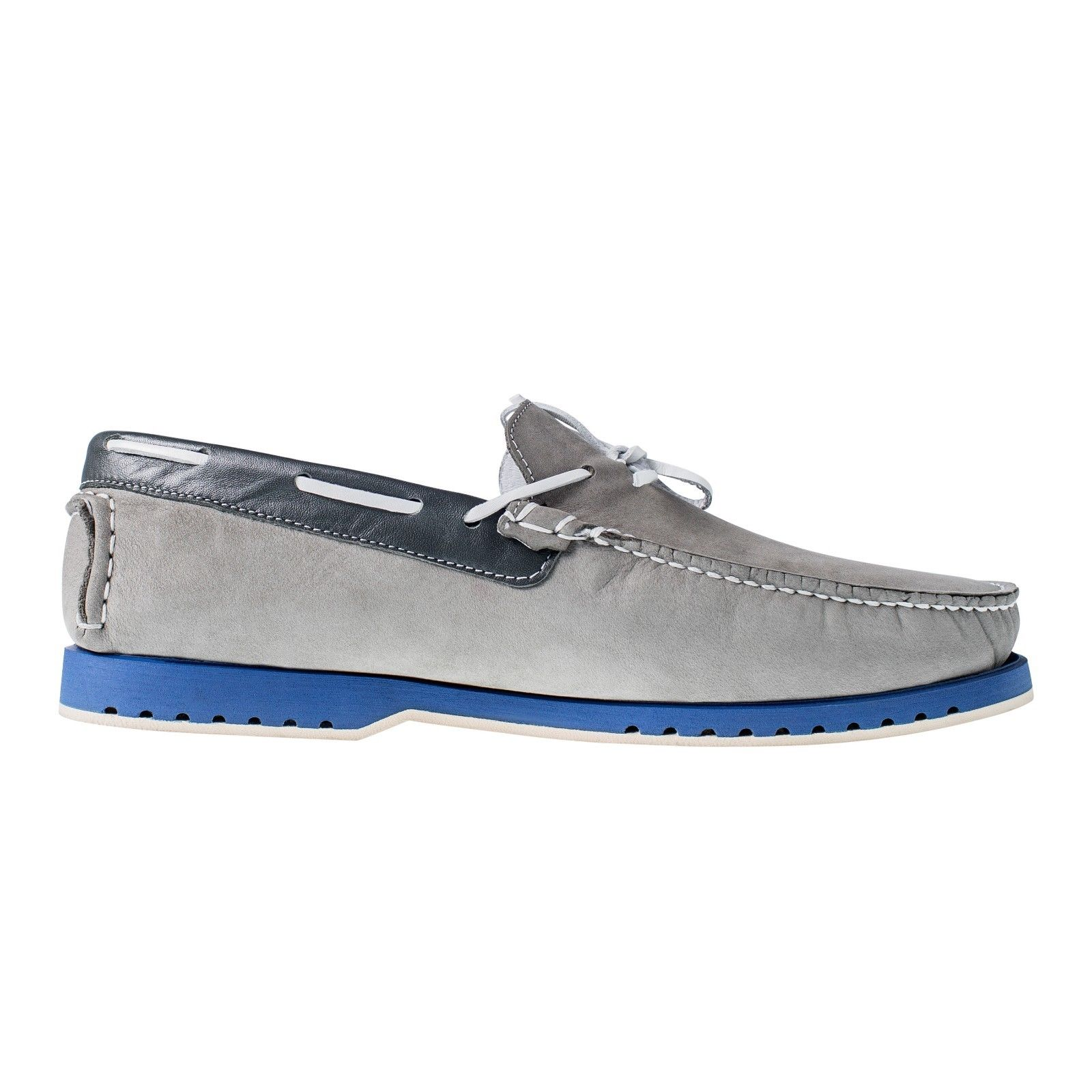 MIDA Loafers Casual Natural Nubuck Boat Shoes Non-Slip Sole Casual Loafers Design Comfortable-Various goods-Men's/Women's 194099