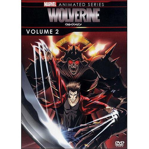 Marvel Animated Series: Wolverine, Volume 2 (Anamorphic Widescreen)