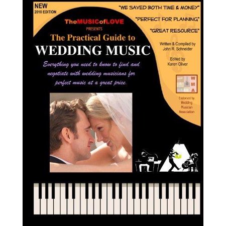 The Practical Guide To Wedding Music  Finding Wedding Musicians   Negotiating The Best Deal