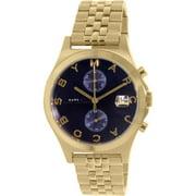 Marc Women's Fergus MBM3383 Gold Stainless-Steel Quartz Fashion Watch
