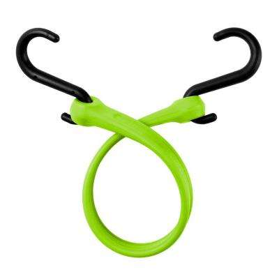 """THE PERFECT BUNGEE 18"""" Standard Duty Strap, Nylon Hook"""