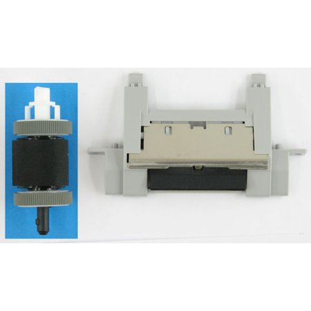 - HP Hewlett Packard rm1-3763 Paper Pickup Roller Asm Includes Sep Pad For T2 T3 M3035