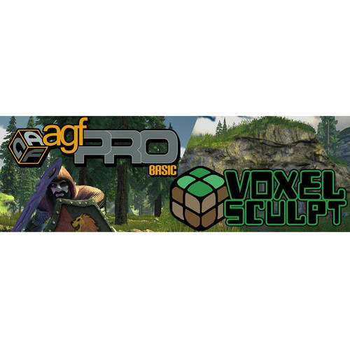 Axis Game Factory Pro 3.0 and Voxel Sculpt ESD(Digital Code)