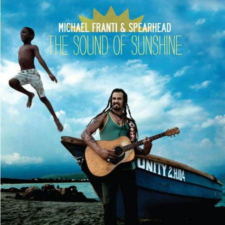 The Sound Of Sunshine (CD) (Michael Franti & Spearhead The Sound Of Sunshine)