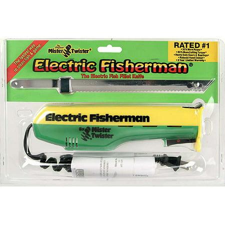 Mister Twister Electric Fisherman Filet Knife