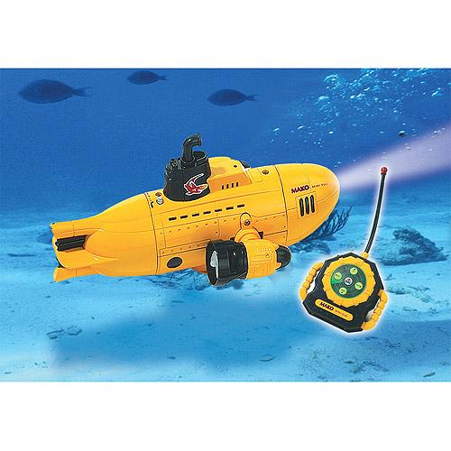 Remote-Control Submarine
