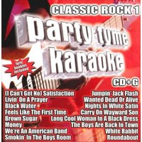 Party Tyme Karaoke: Classic Rock, Vol. 1 / Various (CD)