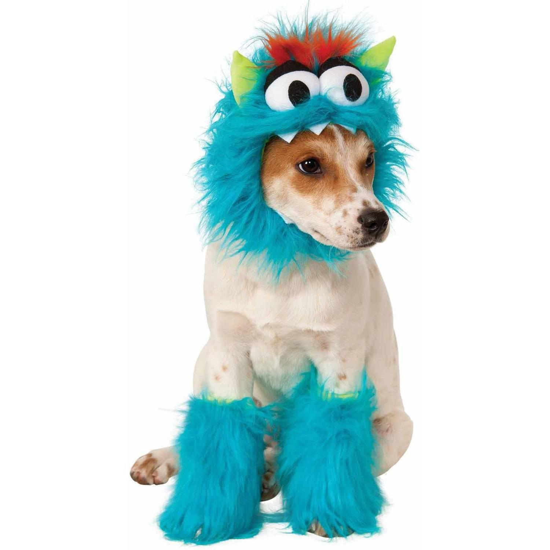 Blue Monster Pet Halloween Costume