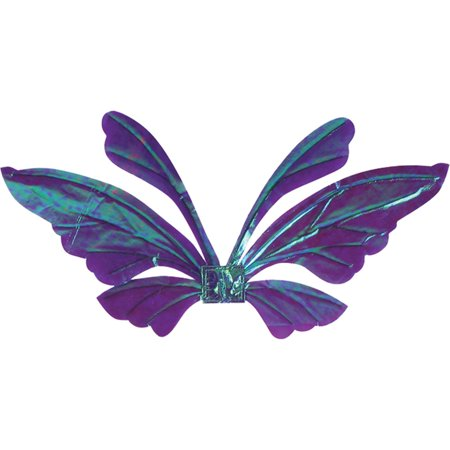 Morris Costumes Wings Tail Opal Purple, Style, - Opal Nyc Halloween