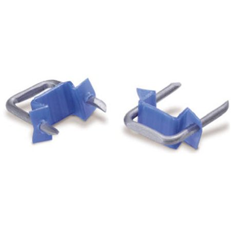 Gardner Bender MSI-50B 0.5 in. Insulated Metal Cable Staple - 50 Pack - image 1 of 1