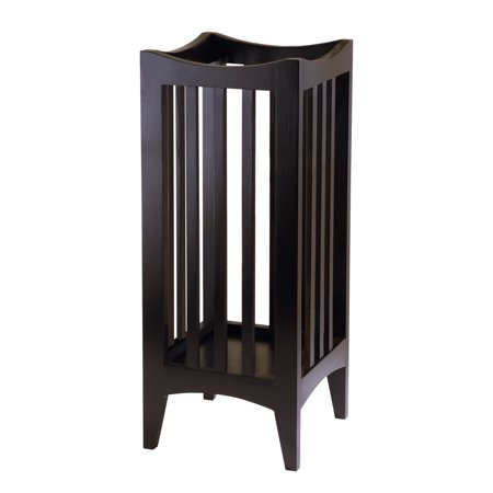 Winsome Wood Portland Umbrella Stand, Cappuccino Finish ()