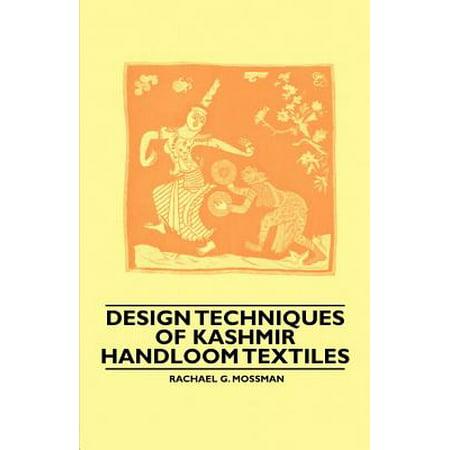 Design Techniques of Kashmir Handloom Textiles - eBook