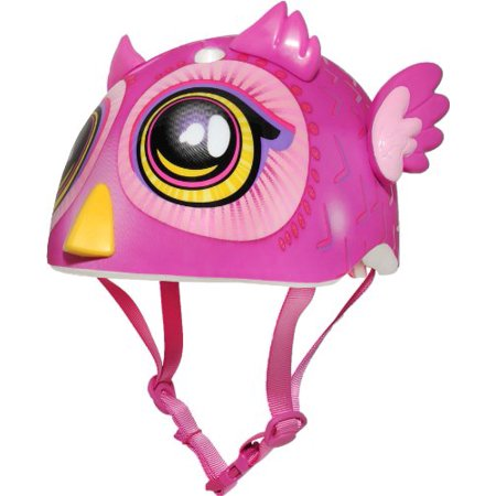 Raskullz Big Eyes Owl Miniz Infant 1+ Helmet - image 1 de 4