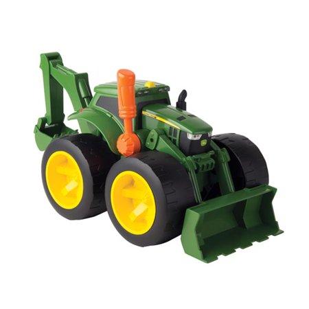 (Ertl ERT46513 John Deere Monster Treads Lever Diecast Model Tractor)