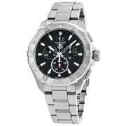 Tag Heuer Aquaracer Stainless Steel Mens Watch CAY1110.BA0927