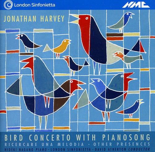 J. Harvey - Jonathan Harvey: Bird Concerto with Pianosong [CD]