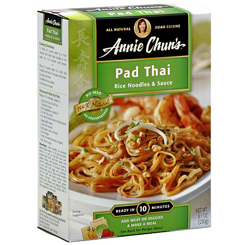 Annie Chun's Pad Thai Meal Starters, 8.1 oz (Pack of 6)